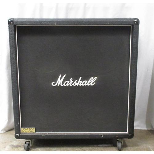 Marshall 2001 1960B 4x12 300W Stereo Straight Guitar Cabinet