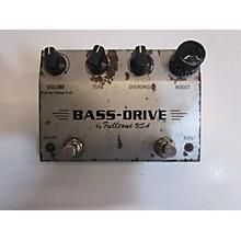 Fulltone 2001 Bass-Drive Bass Effect Pedal