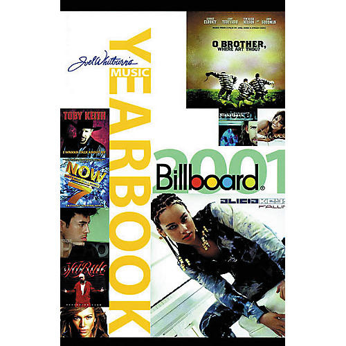 Record Research 2001 Billboard Music (Yearbook)