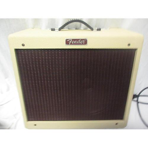 Fender 2001 Blues Junior 15W 1x12 Tube Guitar Combo Amp