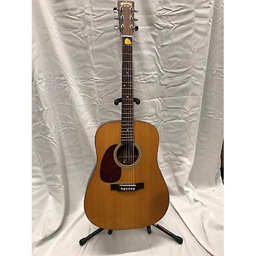 used martin 2001 d1 acoustic guitar natural guitar center. Black Bedroom Furniture Sets. Home Design Ideas