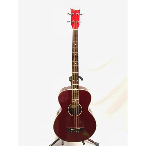 Squier 2001 SB-31 Acoustic Bass Guitar