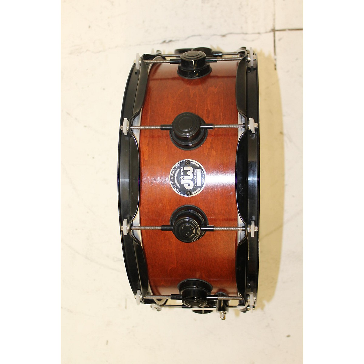 DW 2002 6X14 Collector's Series Snare Drum