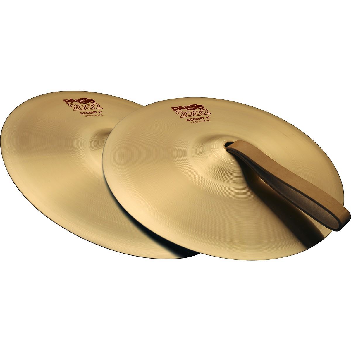Paiste 2002 Accent Cymbal Pair