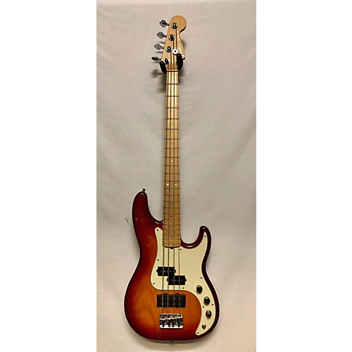 Fender 2002 American Deluxe Precision Bass Electric Bass Guitar