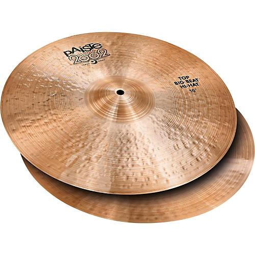 Paiste 2002 Big Beat Hi-Hat
