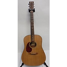 Martin 2002 DM Left Handed Acoustic Guitar