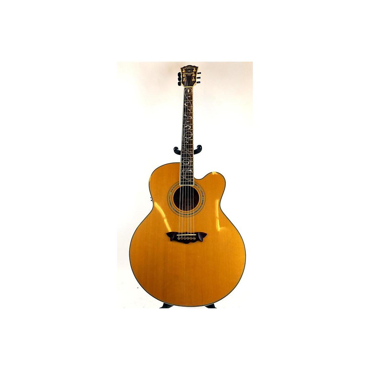 Washburn 2002 J28SCEDLM Acoustic Guitar