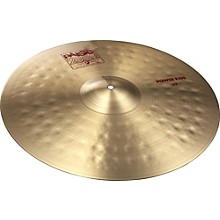 2002 Power Ride Cymbal 20 in.