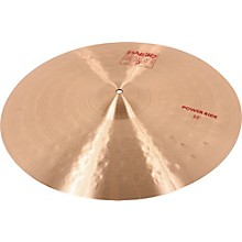 2002 Power Ride Cymbal 22 in.