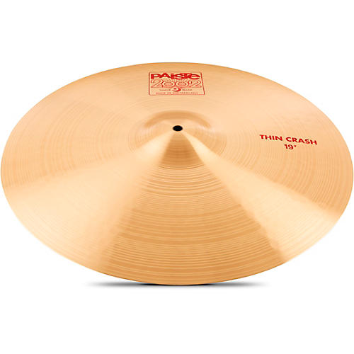 Paiste 2002 Series Thin Crash Cymbal