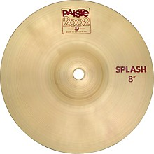 2002 Splash Cymbal 8 in.