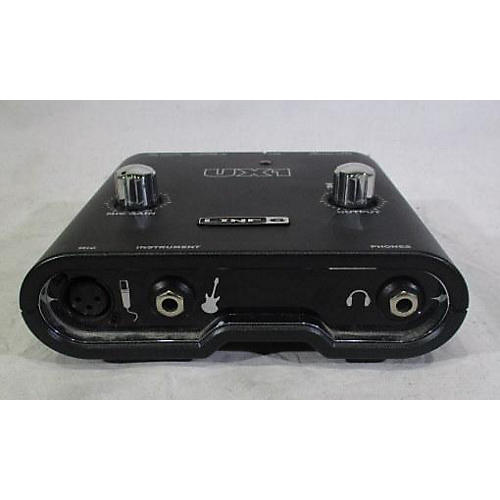 used line 6 2002 ux1 audio interface guitar center. Black Bedroom Furniture Sets. Home Design Ideas