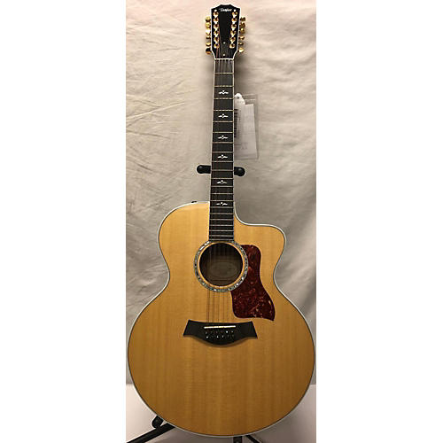 Taylor 2003 655CE 12 String Acoustic Electric Guitar