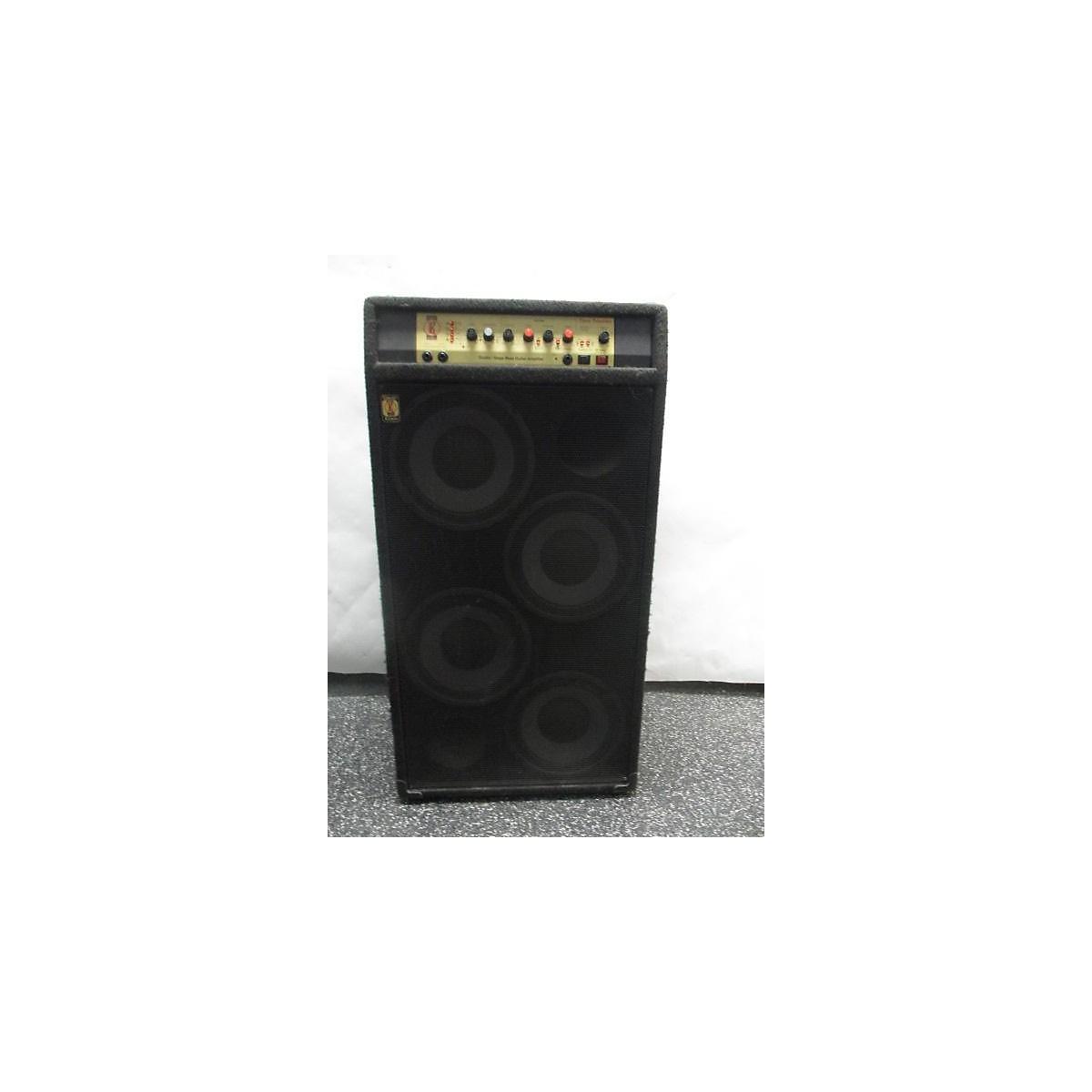 Eden 2003 Time Traveler Wt 330 4x10 Bass Combo Amp