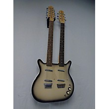 Danelectro 2004 12/6 Doubleneck Hollow Body Electric Guitar