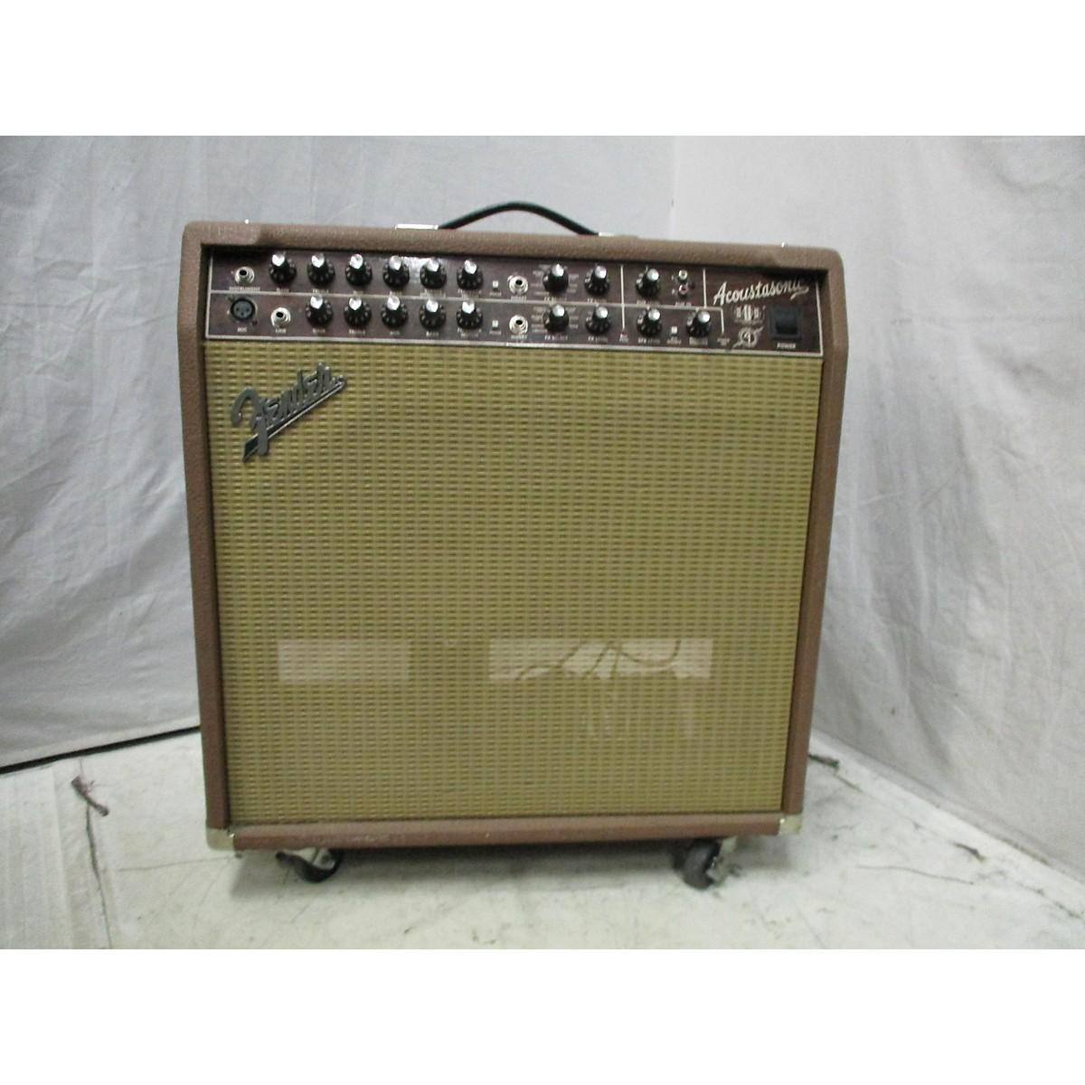 Fender 2004 Acoustasonic SFXII 160W Acoustic Guitar Combo Amp