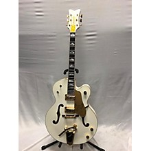 Gretsch Guitars 2004 G6136T White Falcon Bigsby Hollow Body Electric Guitar