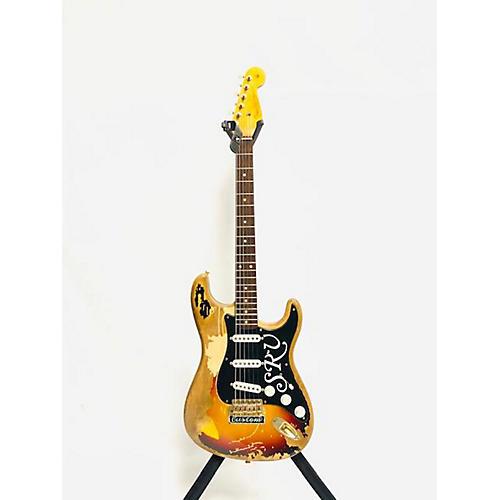 Fender 2004 Srv Number 1 Tribute Solid Body Electric Guitar