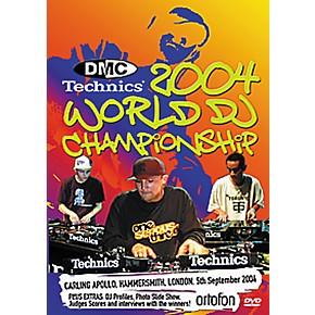 DMC 2004 World DJ Championship (DVD)