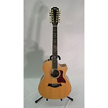 Taylor 2005 654CE 12 String Acoustic Electric Guitar