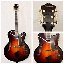 Eastman 2005 AR810CE Hollow Body Electric Guitar