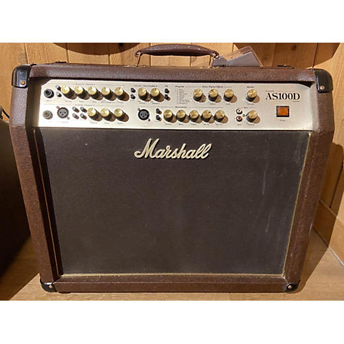 Marshall 2005 AS100D Acoustic Guitar Combo Amp