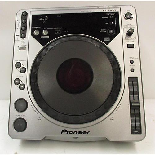 used pioneer 2005 cdj800 dj player guitar center. Black Bedroom Furniture Sets. Home Design Ideas