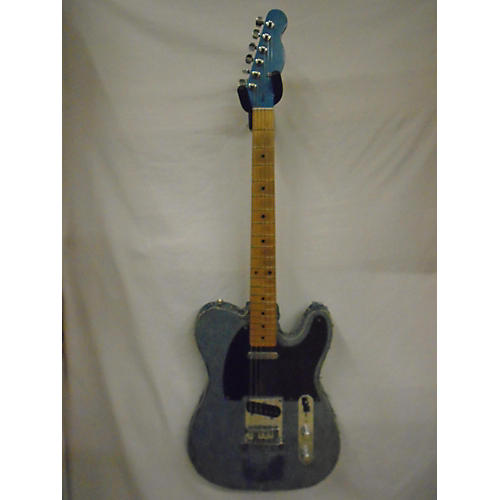 Miscellaneous 2005 Custom Blue Jean Single Cut Solid Body Electric Guitar