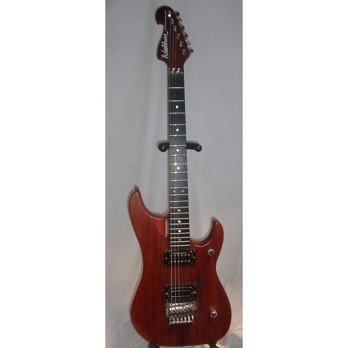 Washburn 2005 Nuno Bettencourt Signature N4 USA Solid Body Electric Guitar