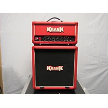 Krank 2005 Rev Jr Guitar Stack