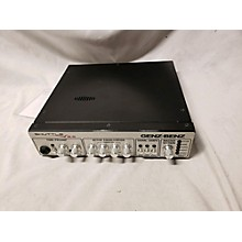 Genz Benz 2005 Shuttle 6.0 600W Bass Amp Head