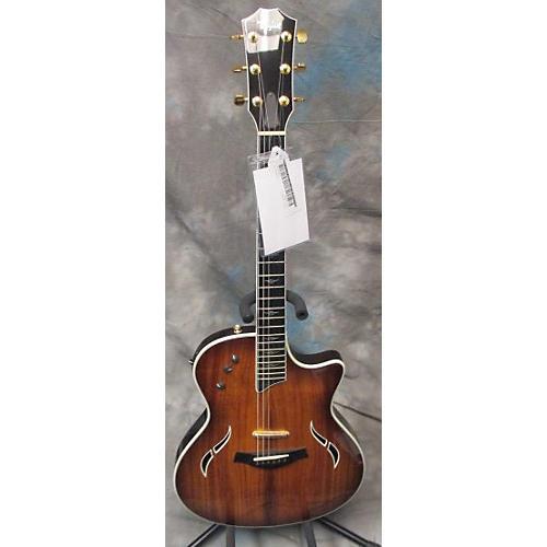 Taylor 2005 T5Z Custom Koa Hollow Body Electric Guitar