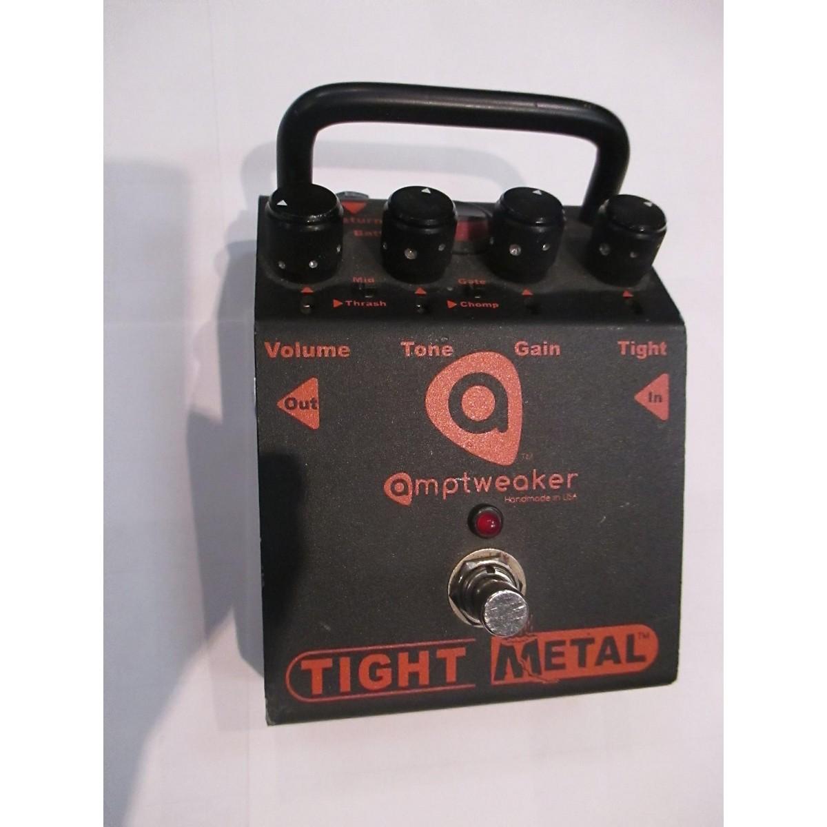 Amptweaker 2005 TIGHT METAL Effect Pedal