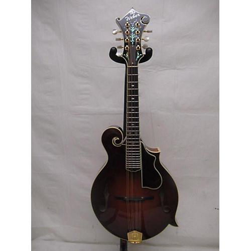 Weber 2005 Yellowstone Custom Mandolin