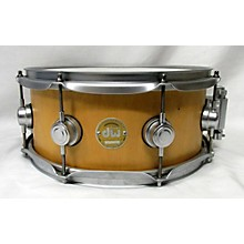 DW 2006 6X13 Collector's Series Lacquer Custom Maple Snare Drum