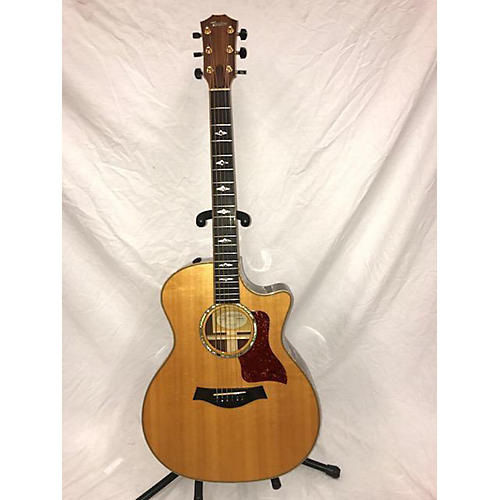 Taylor 2006 814CE Fall Limited Edition Acoustic Electric Guitar