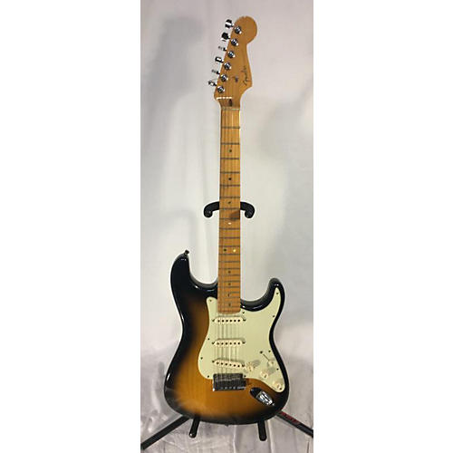 Fender 2006 American Deluxe Stratocaster V Neck Solid Body Electric Guitar