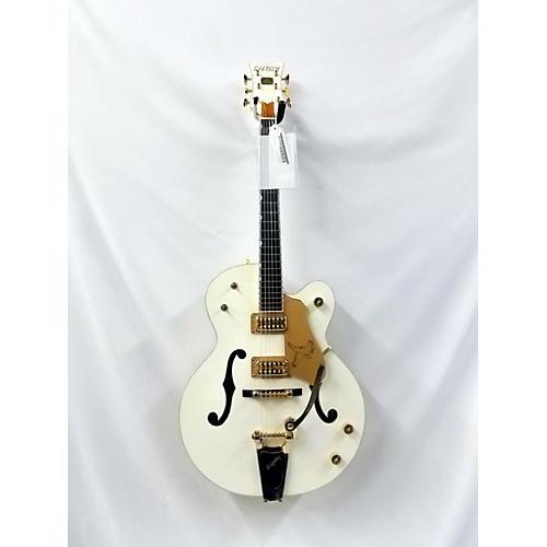Gretsch Guitars 2006 G6136T White Falcon Bigsby Hollow Body Electric Guitar