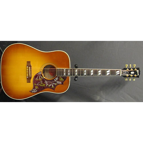 Gibson 2006 Limited Edition Hummingbird Custom Quilt Acoustic Electric Guitar