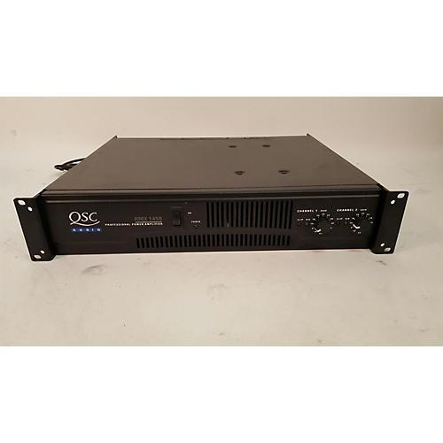 QSC 2006 RMX1450 Power Amp