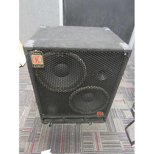 Eden 2006 XLT 2X12 Bass Cabinet