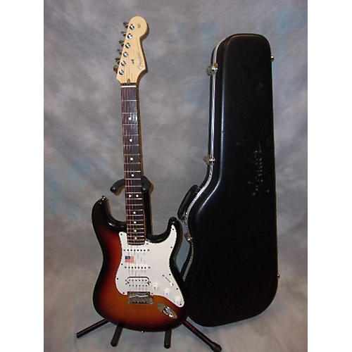 used fender 2007 american standard stratocaster hss guitar center. Black Bedroom Furniture Sets. Home Design Ideas