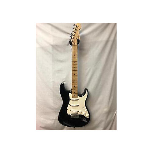 used fender 2007 american standard stratocaster solid body electric guitar black guitar center. Black Bedroom Furniture Sets. Home Design Ideas