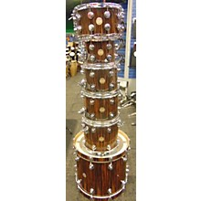 DW 2007 Collector's Series Lacquer Specialty Drum Kit