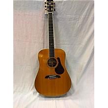 Alvarez 2007 MD1000 Dreadnought Acoustic Guitar
