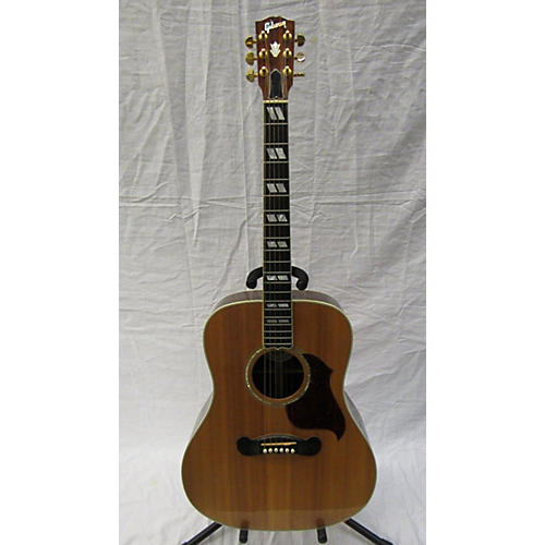 Gibson 2007 Songwriter Deluxe Acoustic Electric Guitar