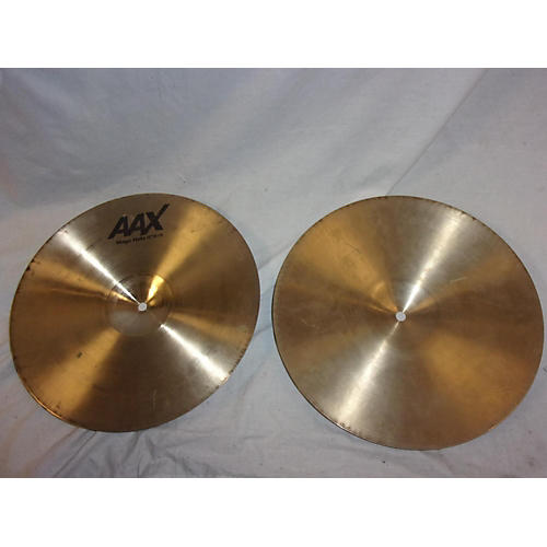 Sabian 2008 14in AAX Stage Hats Cymbal