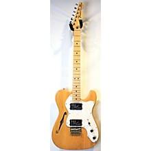 Fender 2008 1972 Reissue Thinline Telecaster Hollow Body Electric Guitar