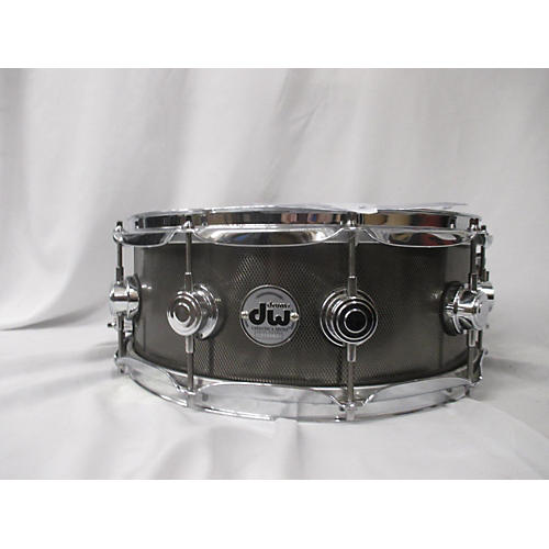 DW 2008 5.5X14 Collector's Series Metal Snare Drum